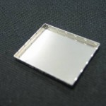 Screen Can Lid Snap for one time application - Stainless Steel. Can be made to suit any screen frame